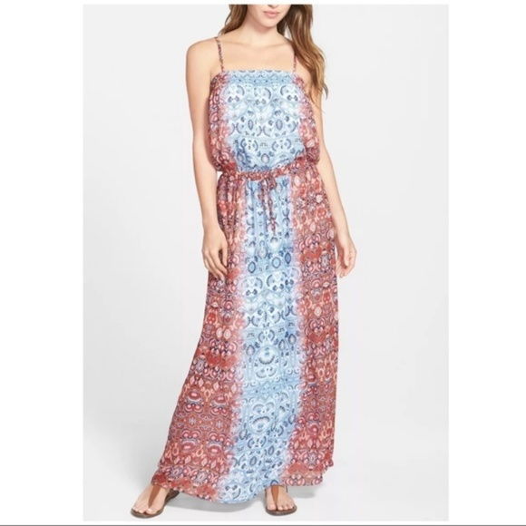 Vince Camuto Dresses & Skirts - 🌿Two by Vince Camuto Moroccan Tile Paisley Dress